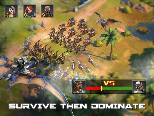 Dino War: Rise of Beasts 2.1.0 screenshots 3
