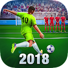 FreeKick Football World 2018 icon