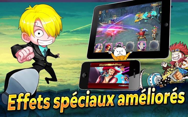 android Monde de Pirates Screenshot 7