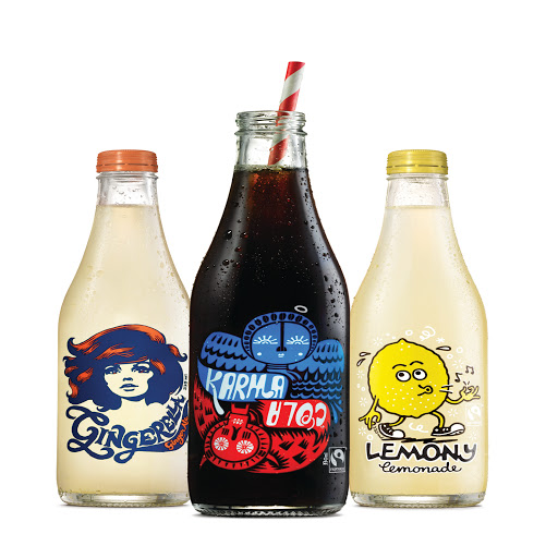 Karma Cola.... now available
