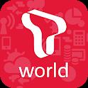 모바일 T world icon