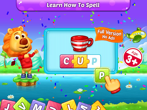 ABC Spelling - Spell & Phonics 1.1.2 screenshots 8