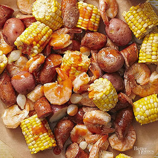Low-Country Shrimp Boil