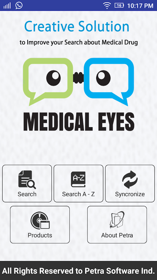 Medical Eyes Pro- screenshot