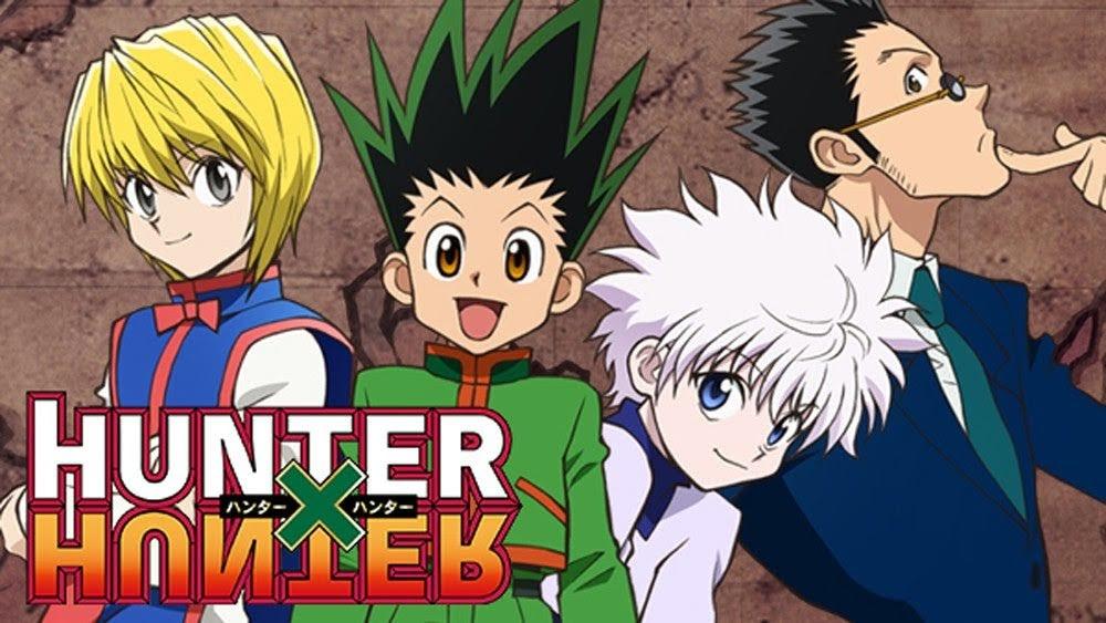 HUNTER×HUNTER(ハンターハンター)2011|全話アニメ動画まとめ