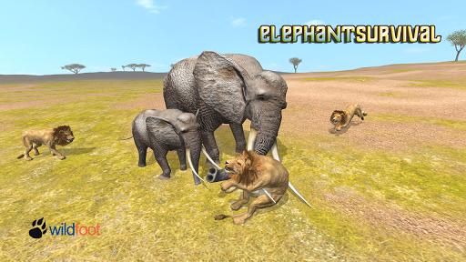 Elephant Survival Simulator