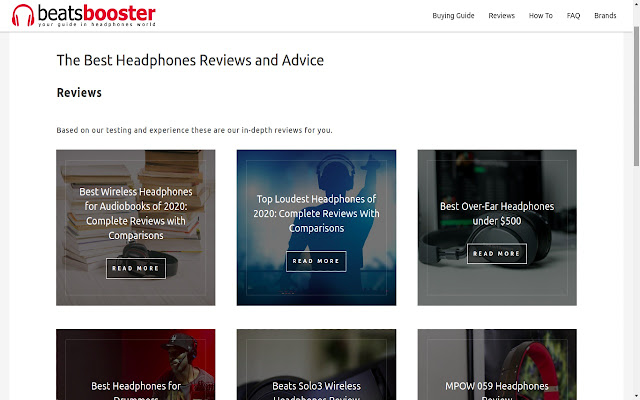 BeatsBooster.com