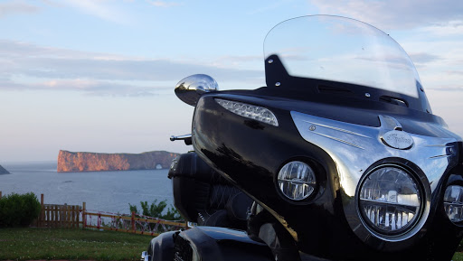Le Quebec avec France Moto voyages