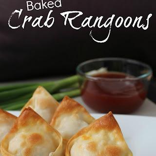 Baked Crab Rangoon.