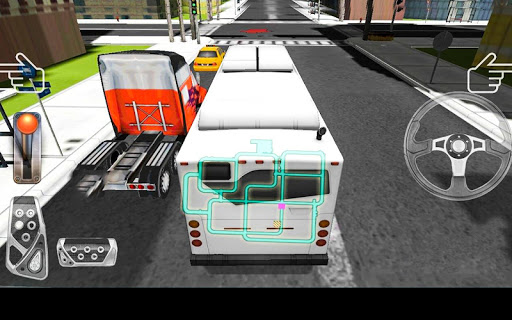 Heavy Bus Driver 3D 1.0 screenshots 1