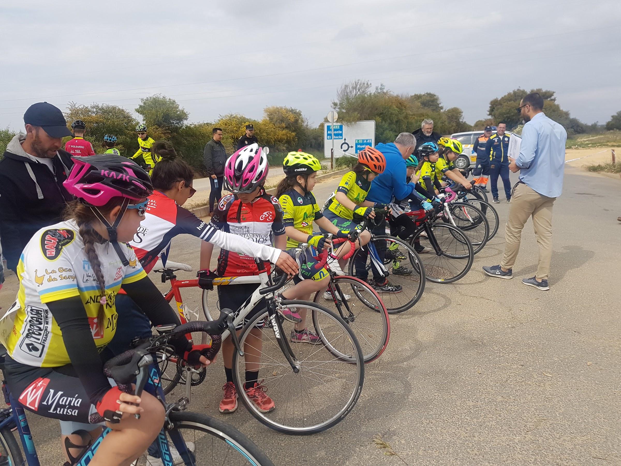 Buena actuación del Andalucía Nature en el Trofeo Bollullos