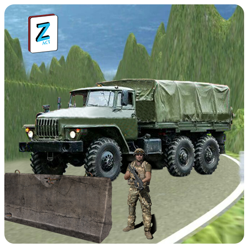 Army Truck Driver Game 3D 模擬 LOGO-玩APPs