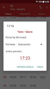 Orari Autobus Padova screenshot 4