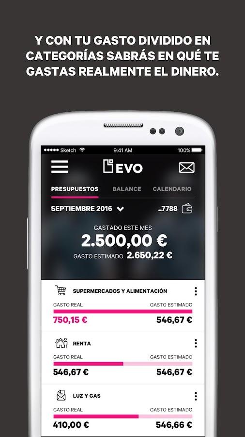 Evo banco m vil android apps on google play for Oficinas evobanco