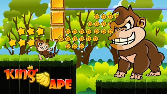Monkey Banana Jet - náhled