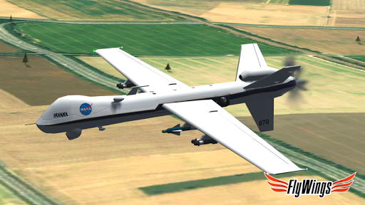 Flight Simulator 2015 Flywings - Paris and France apkpoly screenshots 14