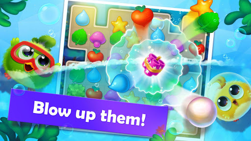 Puzzle Wings: match 3 games android2mod screenshots 7