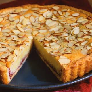 Italian Almond Tart.
