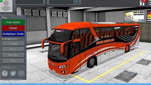 Livery Terbaru Bus Simulator Indo - BUSSID 16 screenshots 5