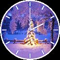 Christmas Analog Clock icon