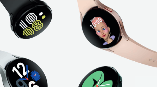Make Your Stylish Statement In The Galaxy Watch4<br>