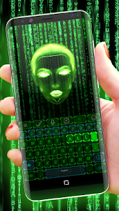 Hacker Green Keys Keyboard Apk Latest Version Download For Android 5