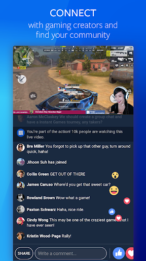 fb.gg: Watch, Share, and Play Games 12.0.0.39.101 screenshots 2