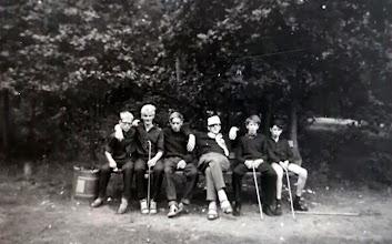 Photo: Ede Hofsteenge Azn., Jan Kleef, Lambert Hollander, Harm Lanjouw, Jan Kamping en Kasper Jan Doornbusch