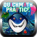 Quick Math - Undersea Crush icon