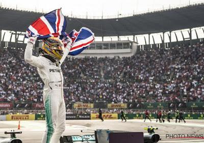 Une de plus pour Hamilton, Vettel distancé, Vandoorne encore loin du Top 10