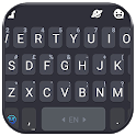 Simple Grey Keyboard Theme icon