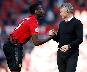 Manchester United licht optie in contract Paul Pogba, nadat die weer flirtte met Real Madrid