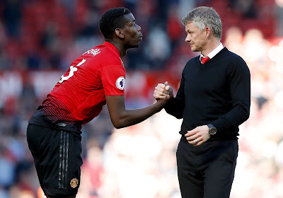 Manchester United licht optie in contract Paul Pogba, nadat die weer flirtte met Real Madrid