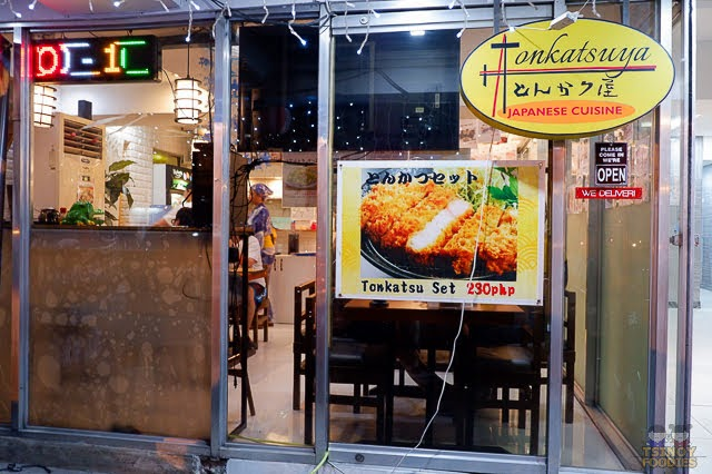 tonkatsuya japanese cuisine makati
