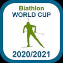 Biathlon World Cup 2020/2021 icon