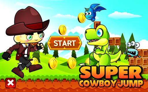 Super Cowboy Jump 1.0 screenshots 1