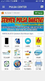 KHPulsa Paket Data- screenshot thumbnail