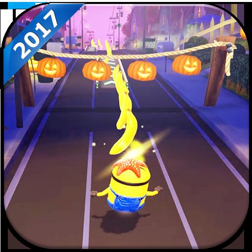 Banana rush : minion adventure
