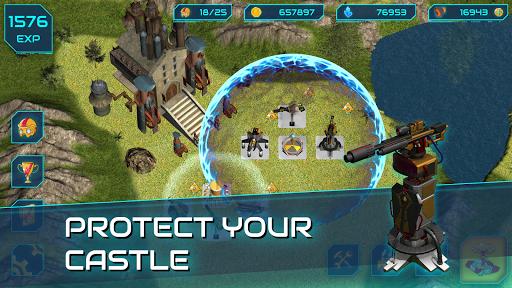 Boulder Base - Futuristic Castle Defense  screenshots 13