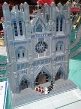 Photo: Amazing church front.