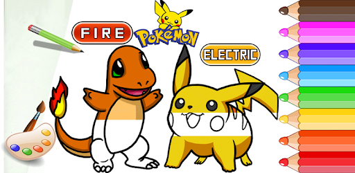 Descargar Coloring Pokemo Monster Pikachu Sun And Moon Para