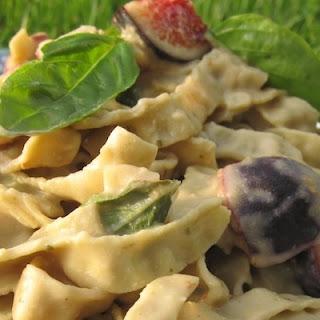 Creamy Fig Pasta