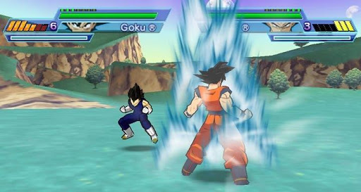 Dragon Ball Saiyan Energy Trick 2.0 screenshots 1