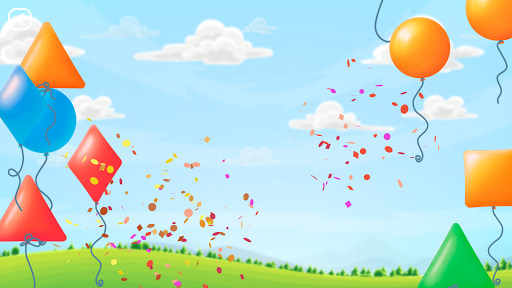 Balloon Pop for toddlers. Learning games for kids 1.9.2 Screenshots 5