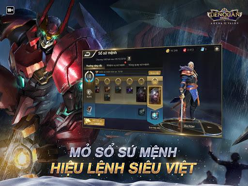 Garena Liu00ean Quu00e2n Mobile 1.26.1.2 screenshots 14