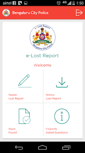 e-Lost Report - Apps on Google Play