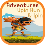 Adventures Upin Run Ipin Icon
