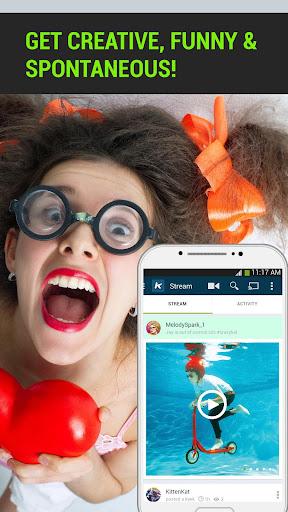 【免費社交App】Keek - Social Video-APP點子