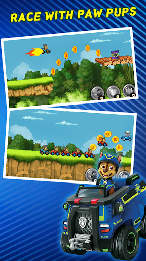 PAW Patrol racing 1.0 screenshots 1