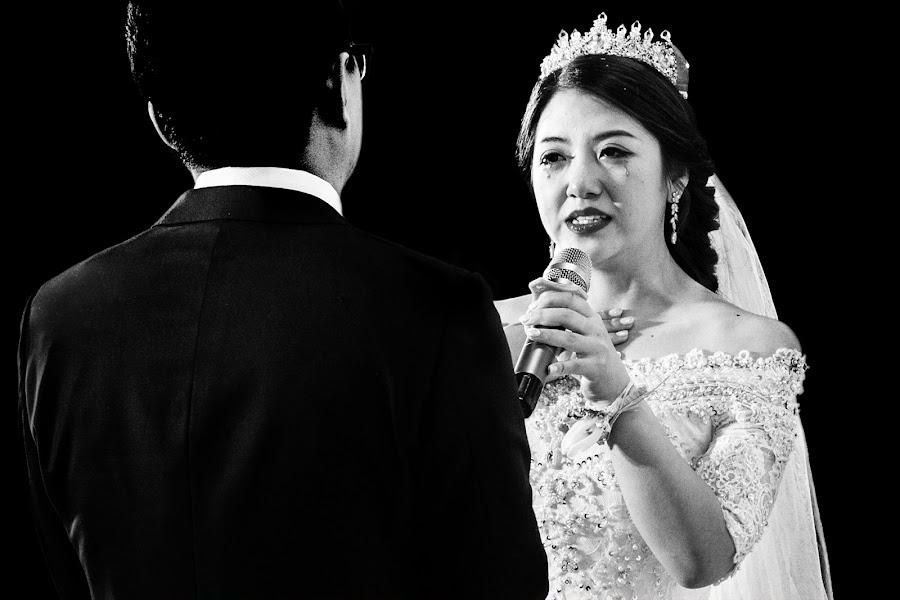 Vestuvių fotografas Vincent Mu (AM1934). Nuotrauka 01.02.2018